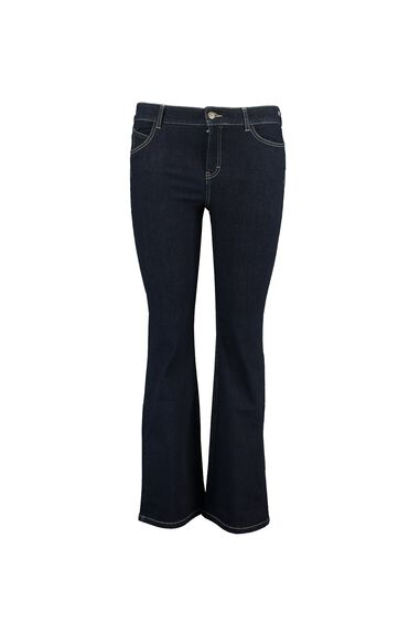 Magic Simplicity flared leg SHAPING jeans