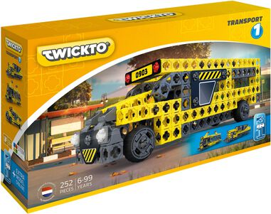 Twickto Transport 252-delig