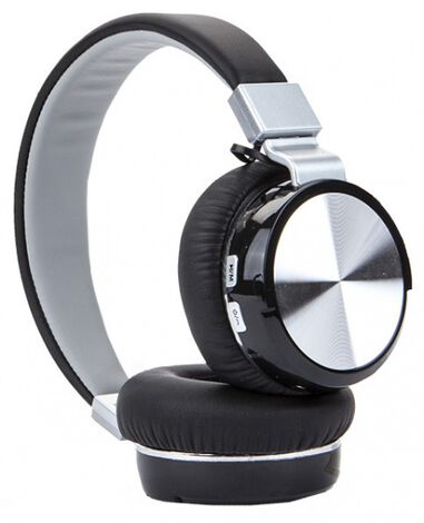 Sound republik deluxe koptelefoon bluetooth wireless zwart