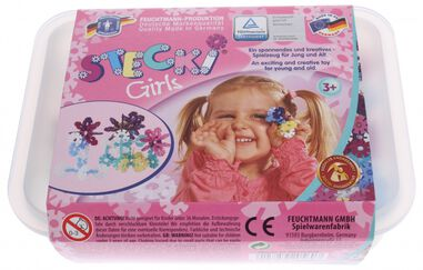 Feuchtmann Stecki opsteekschijven Girls One for Two-Box Midi