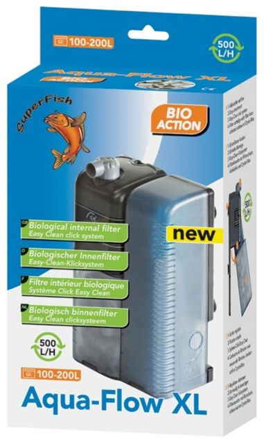 Aqua-Flow XL 500 liter aquariumfilter