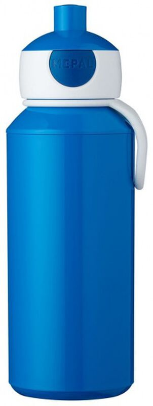Rosti Mepal pop-updrinkfles Campus 400 ml blauw