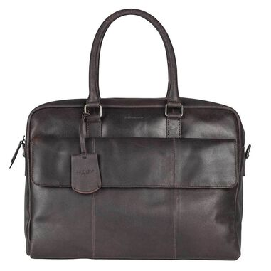 """Burkely On The Move Laptopbag 15"""" Flap brown"""