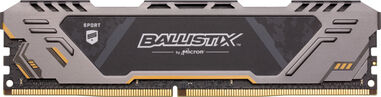 Ballistix Sport AT DDR4 8GB 3200 MT/s CL16 SR 288pin