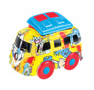 Luna mini camper junior 12 cm