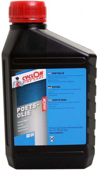 poetsolie 750 ml