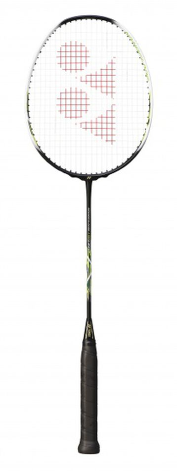 badmintonracket Nanoflare 170 Lite speed zwart/geel