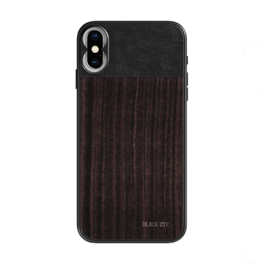 Black Eye iPhone Xr Photo Case Black