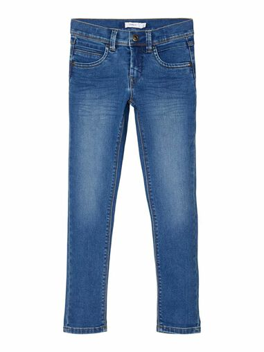 Name it Jeans superzachte slim fit