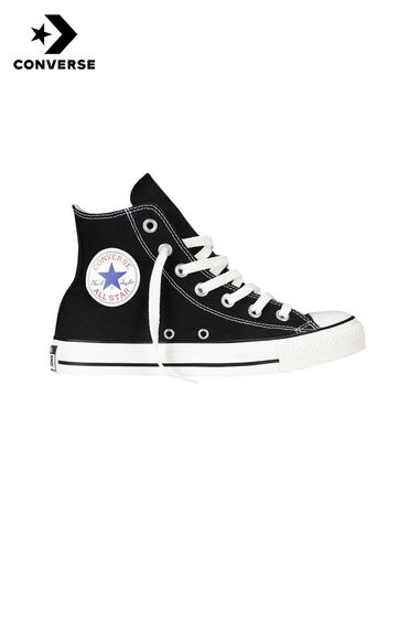 Converse All stars high zwart