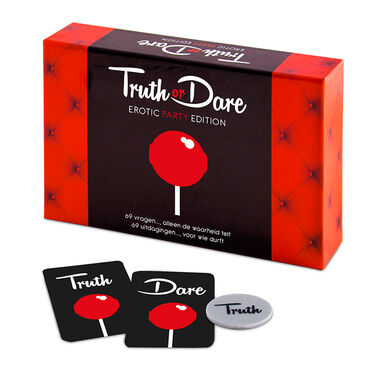 """Toss""""Truth or Dare"""""""