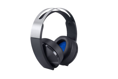 SONY PLAYSTATION PS4 WIRELESS HEADSET PLATINUM