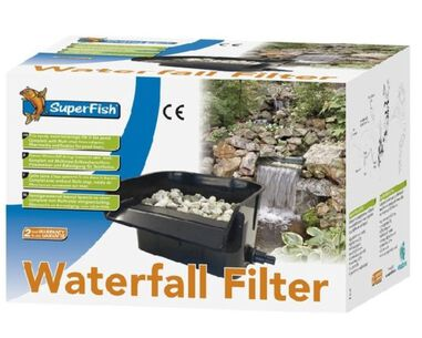 Waterval filter