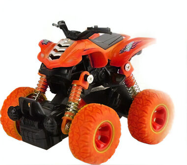 TOM quad Quat XL oranje 11 cm