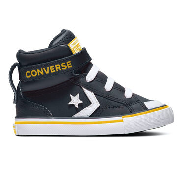 Converse All stars pro strap 666938c / geel / wit