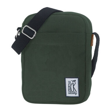 The Pack Society The Small Shoulderbag Solid Forest Green