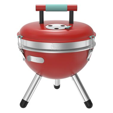 Jamie Oliver park barbecue rood