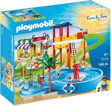 Playmobil 70115 Waterpretpark