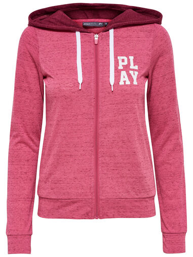 Only Play Sweatshirt Gedetailleerd