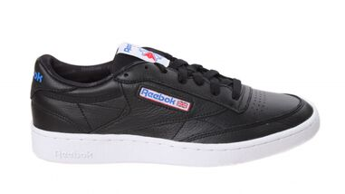 sneakers Club85 SO heren zwart