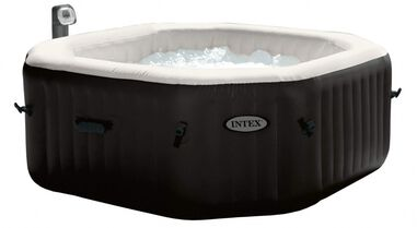 PureSpa Jet and Bubble Deluxe jacuzzi 6-persoons 218 cm