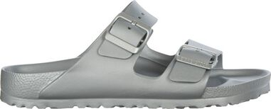 Birkenstock Arizona eva metallic silver regular
