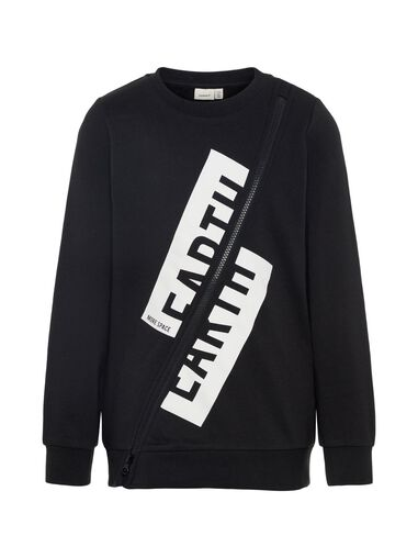 Name it Sweatshirt bedrukt