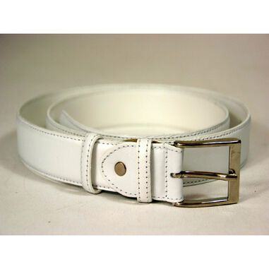 O'Quirey Belt - offwhite wit  Wit