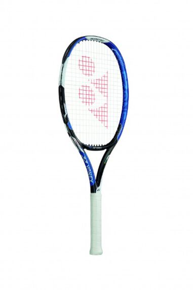 tennisracket E-zone Ai Rally blauw gripmaat L