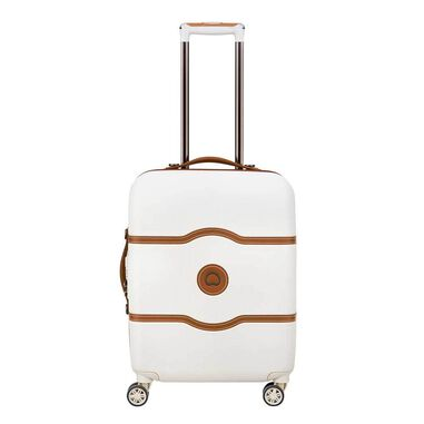 Delsey Chatelet Air 4 Wheel Slim Trolley 55 angora