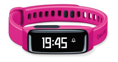 Beurer AS91 - Activity tracker - Bluetooth - Roze