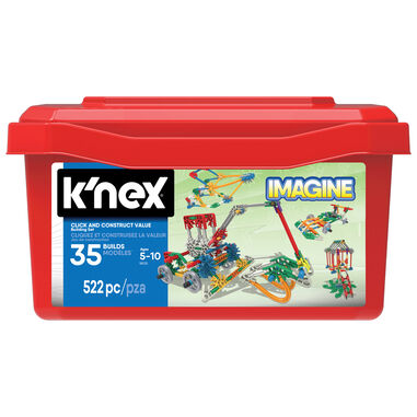 K'NEXClick & Construct Value Building Set