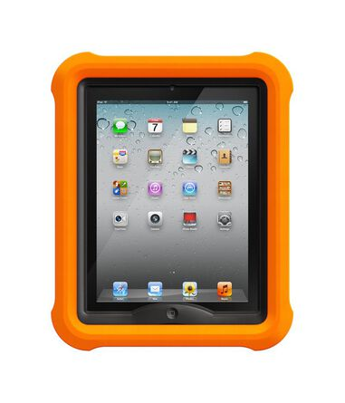 LifeProof LifeJacket for Frē or Nüüd iPad 2, 3, 4 Case Orange