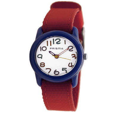Coolwatch Kinderhorloge P.1314 Canvas Kunststof