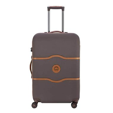 Delsey Chatelet Air 4 Wheel Trolley 67 chocolate