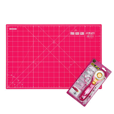 OLFA | Splash Set Roze