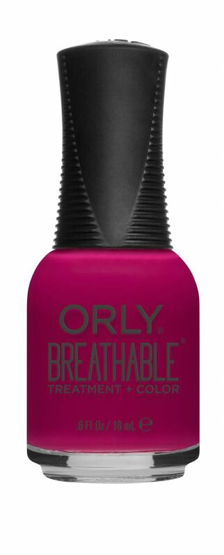 Nagellak BREATHABLE Heart Beet