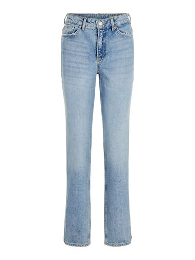 Vero Moda Straight fit jeans VMSARA Relaxte Normal Waist