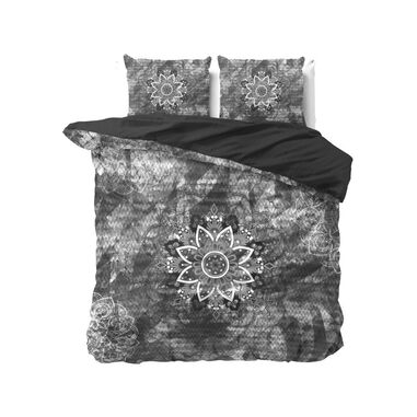 Dreamhouse Bedding Dekbedovertrek Jady - antraciet
