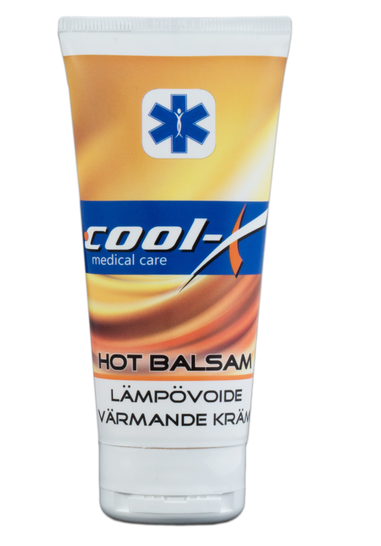 Cool-X Hot Balsem - 75 ml
