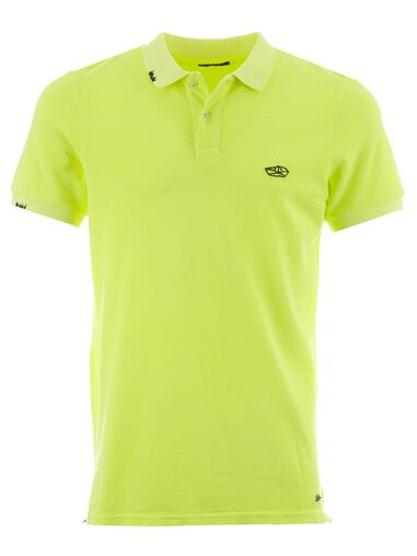 Born with Appetite Appetite polo fluor 18108fl47/410 yellow geel