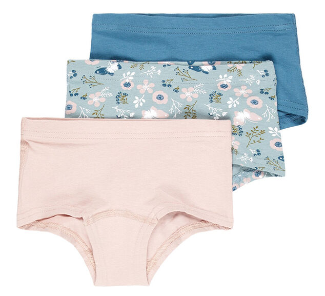 Name It - Meisjes - 3-Pack Hipster