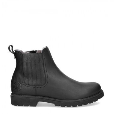 Panama Jack Boots men bill igloo c6 napa grass negro black zwart