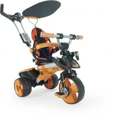 City Trike Junior Rood