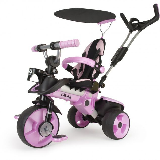 City Trike Junior Roze