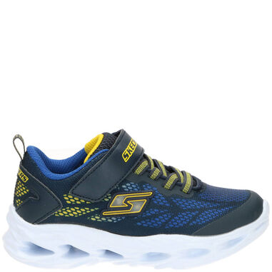 Skechers Vortex-flash sneaker blauw