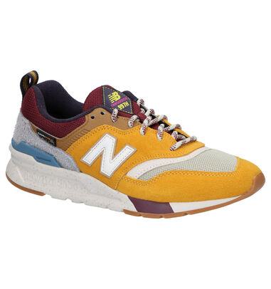 New Balance 997H Sneakers Geel