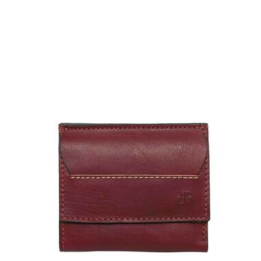 dR Amsterdam Waxi Billfold 4cc red