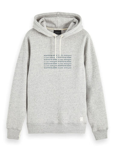 Scotch & Soda Sweater hoody club nomade 153571 0606