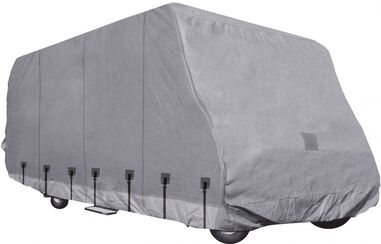camperhoes XXL 750 x 238 x 220 cm polyester grijs